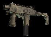 MP9   Песчаная штриховка, Немного поношенное, 0.69$