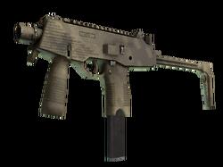 MP9 | Песчаная штриховка (Немного поношенное)