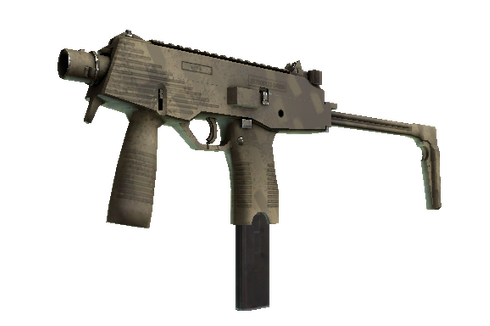 Buy MP9 | Sand Dashed (Minimal Wear)