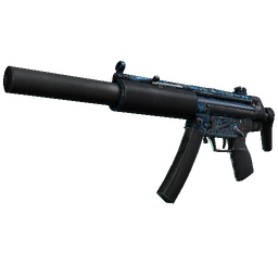 Souvenir MP5-SD | Co-Processor (Battle-Scarred)
