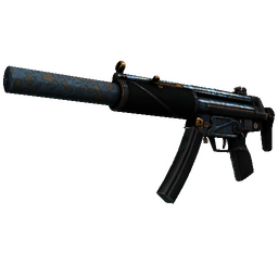 MP5-SD | Acid Wash (Field-Tested)