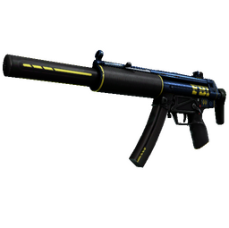 StatTrak™ MP5-SD | Agent (Well-Worn)