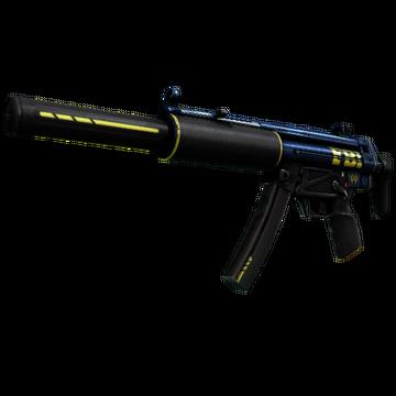 MP5-SD StatTrak | Agent