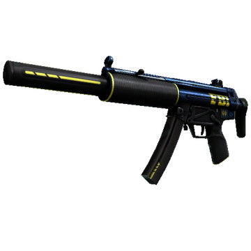 MP5-SD | Agent (minimal wear)