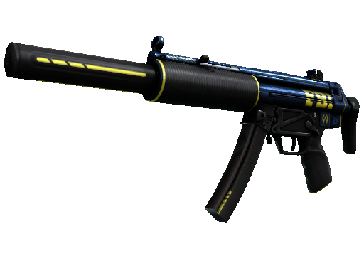 MP5-SD | Agent Factory New