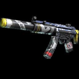 StatTrak™ MP5-SD | Kitbash (Minimal Wear)