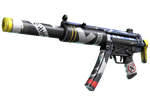 MP5-SD Kitbash