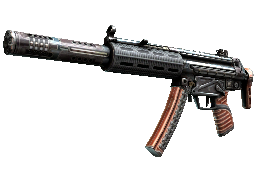 Restricted MP5-SD Gauss