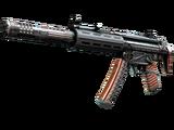 StatTrak™ MP5-SD | Gauss (Factory New)