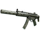 MP5-SD | Bamboo Garden (Well-Worn)