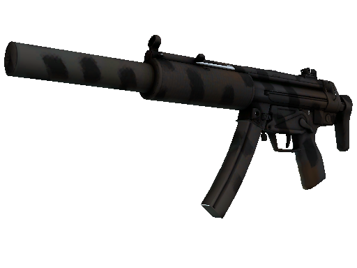MP5-SD | Dirt Drop (Battle-Scarred)