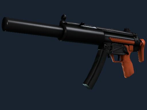 MP5-SD   Nitro (Battle-Scarred)