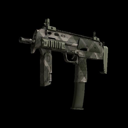 MP7 | Olive Plaid - gocase.pro