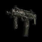 MP7 | Olive Plaid (Well-Worn)