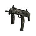 MP7 | Olive Plaid <br>(Field-Tested)