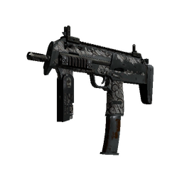 MP7 | Gunsmoke (Battle-Scarred)