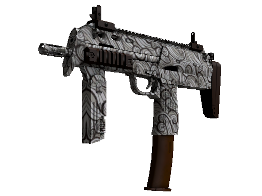 Souvenir MP7 | Gunsmoke (Battle-Scarred)