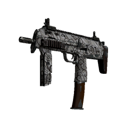 MP7 | Gunsmoke (Well-Worn)