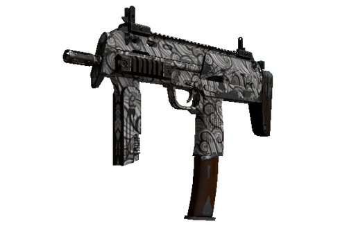 MP7 | Gunsmoke (Well-Worn) Prices