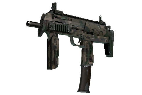 MP7 | Forest DDPAT (Well-Worn) Prices