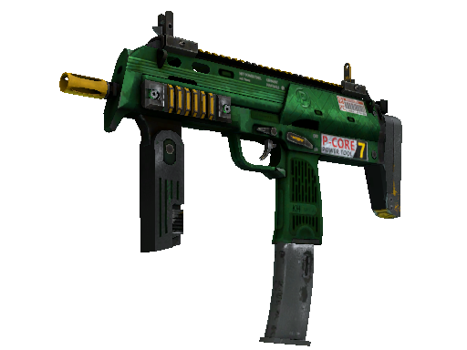 MP7 | Powercore Battle-Scarred