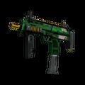 StatTrak™ MP7 | Powercore <br>(Battle-Scarred)