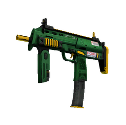 StatTrak™ MP7 | Powercore (Minimal Wear)
