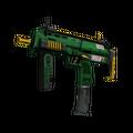 StatTrak™ MP7   Powercore <br>(Well-Worn)