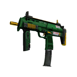 StatTrak™ MP7 | Powercore (Field-Tested)