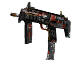 StatTrak™ MP7 | Bloodsport (Battle-Scarred)