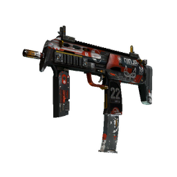 MP7 | Bloodsport (Battle-Scarred)