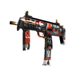 MP7 | Bloodsport (Field-Tested)