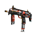 MP7 | Bloodsport <br>(Field-Tested)