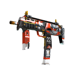 MP7 | Bloodsport (Minimal Wear)