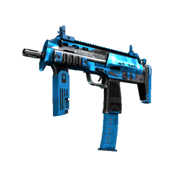StatTrak™ MP7 | Cirrus (Well-Worn)