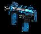 StatTrak™ MP7 | Cirrus (Well-Worn)