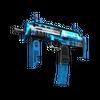 StatTrak™ MP7 | Cirrus (Minimal Wear)