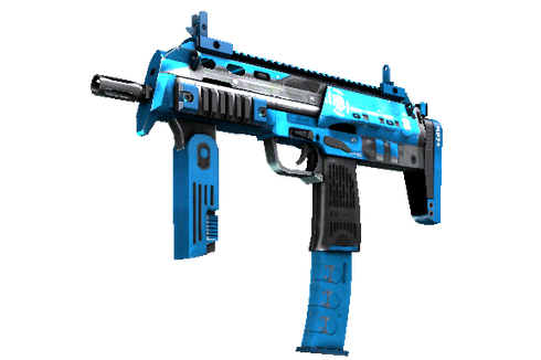 Buy StatTrak™ MP7 | Cirrus (Minimal Wear)