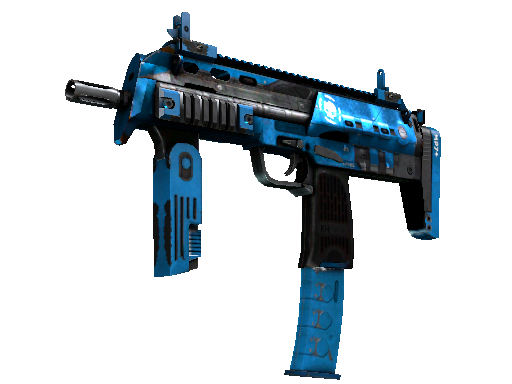 MP7 | Cirrus Battle-Scarred
