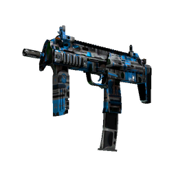 MP7 | Cirrus (Battle-Scarred)