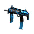 MP7 | Cirrus <br>(Battle-Scarred)