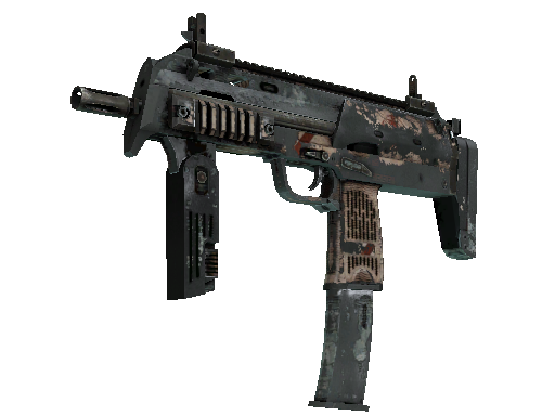 StatTrak™ MP7 | Special Delivery