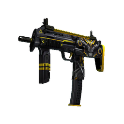 MP7 | Nemesis (Minimal Wear)
