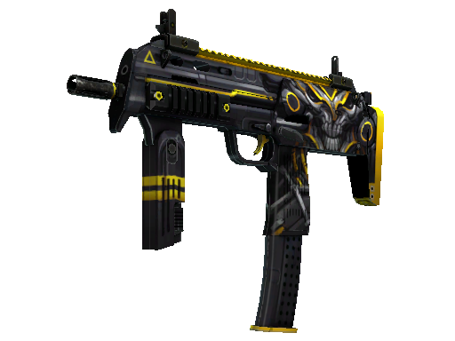 Classified MP7 Nemesis