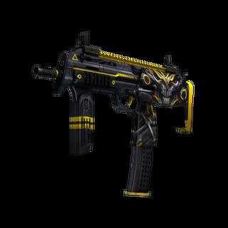 StatTrak™ MP7   Nemesis (Minimal Wear)