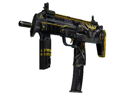 MP7 | Nemesis Field-Tested