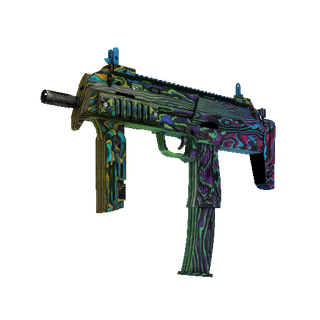 MP7   Neon Ply (Field-Tested)