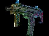 StatTrak™ MP7   Neon Ply (Factory New)