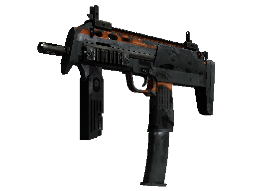 MP7 | Urban Hazard Battle-Scarred