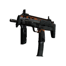 StatTrak™ MP7 | Urban Hazard (Battle-Scarred)